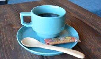 香り引き立つオリジナルブレンドコーヒー