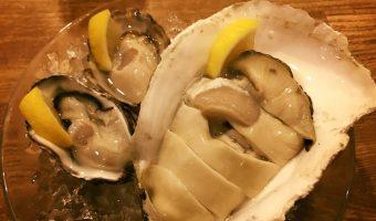 西の牡蠣は今が旬です